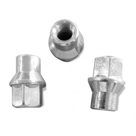 ECROU CHROME CANON 12mm - 12 X 1.50