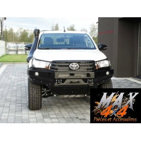"2 X 3/"" Off Road Manille Land Rover JIMNY HILUX NAVARA Shogun Cherokee l200 Noir"