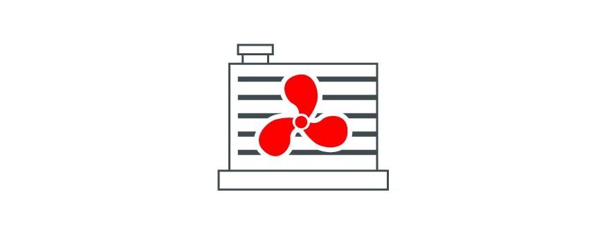 Catégorie REFROIDISSEMENT - Max 4x4, Fournisseur pieces 4x4 : MOTOVENTILATEUR Complet , POMPE à EAU [Equipementier Origine] ,...