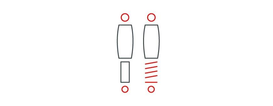 Catégorie SUSPENSION - Avant ou  Arrière - Max 4x4, Fournisseur pieces 4x4 :