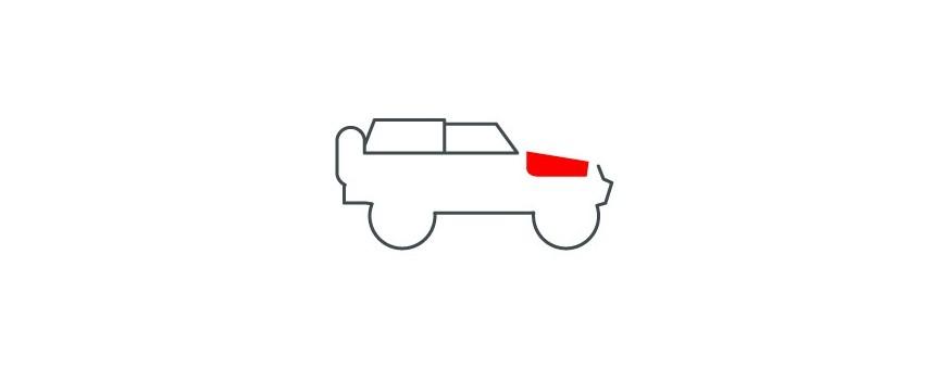 Catégorie CARROSSERIE - Max 4x4, Fournisseur pieces 4x4 : AILE AVD , AILE AVD [Origine Constructeur] , AILE AVG , AILE AVG [O...