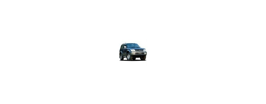 Catégorie VZJ90 3,4i 24V 96-00 (3 portes) - Max 4x4, Fournisseur pieces 4x4 :