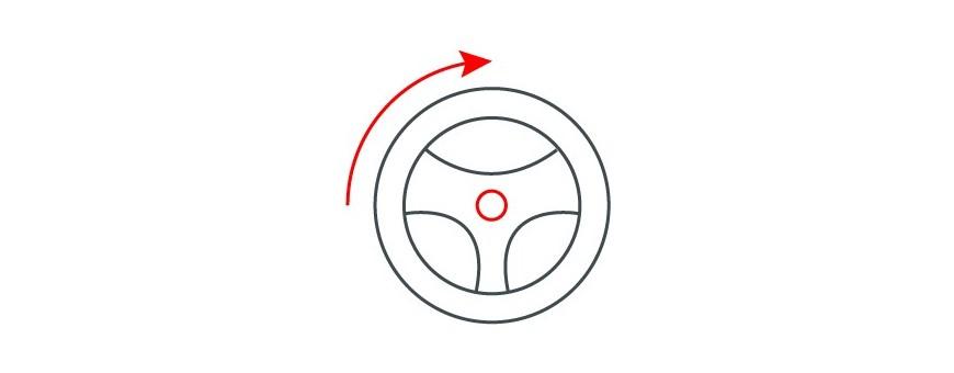 Catégorie DIRECTION - Max 4x4, Fournisseur pieces 4x4 : SOUFFLET de CREMAILLERE UNIVERSEL (L'unité) , SOUFFLET de CREMAILLER...